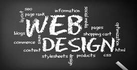 web website design and development programming